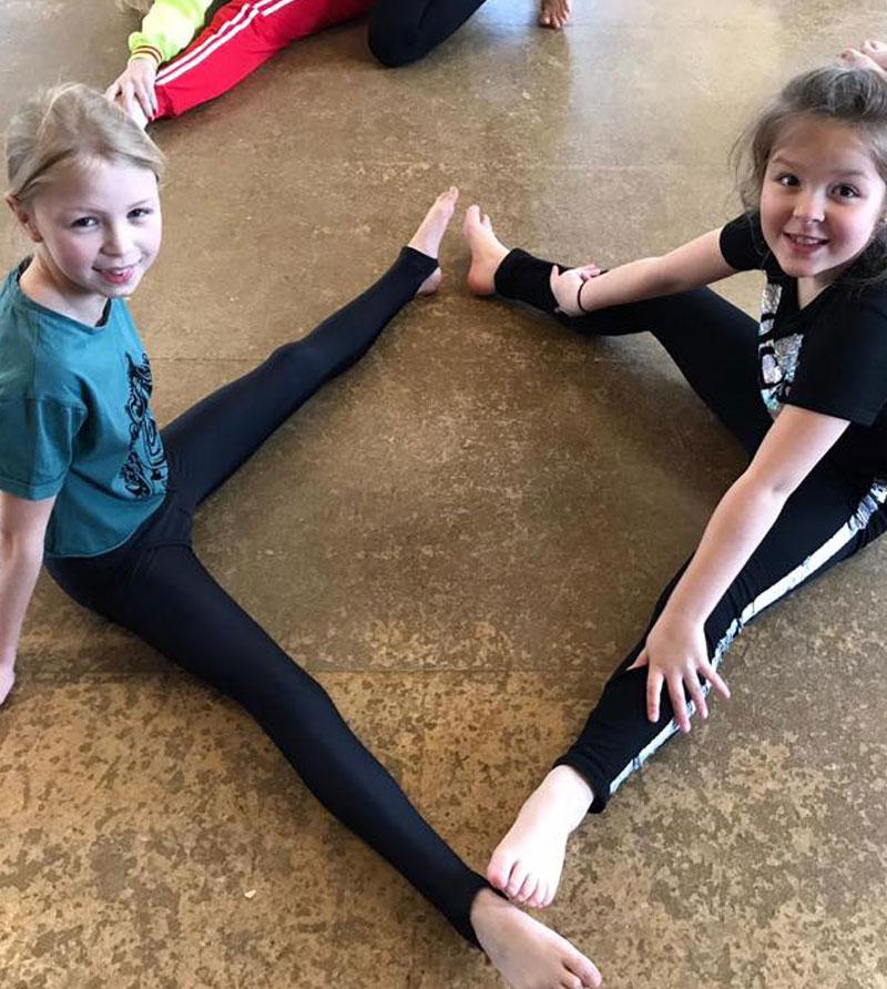 CPD for schools - Gymnastics