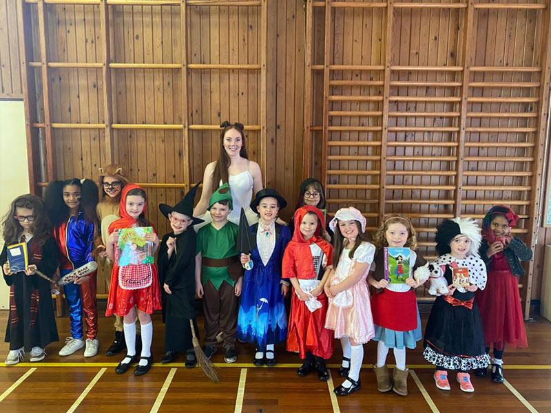 World Book Day - Dance Sessions